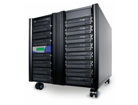 SecuTower mit DVD-Kopierschutz